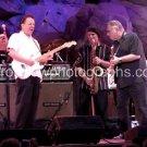 "Guitarists Jimmie Vaughan w/ Duke Robillard 8""x10"" Color Concert Photo"