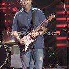 """Guitarist Eric Clapton 8""""x10"""" Color Concert Photo"""