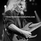 """Poison Guitarist CC DeVille 8""""x10"""" BW Concert Photo"""