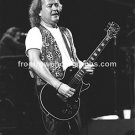 "Foreigner Guitarist Mick Jones 8""x10"" BW Concert Photo"