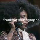 "Macy Gray 8""x10"" Color Concert Photo"