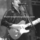 "Musician John Fogerty 8""x10"" BW Concert Photo"