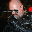 """Fight Vocalist Rob Halford 8""""x10"""" Color Concert Photo"""