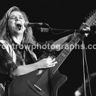 "Musician Melissa Etheridge 8""x10"" BW Concert Photo"