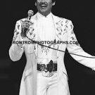 "Entertainer Wayne Newton 8""x10"" BW Concert Photo"