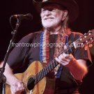 """Musician Willie Nelson """"Smiling"""" 8""""x10"""" Color Concert Photo"""