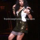 "Singer Melanie Fiona Hallim 8""x10"" Color Concert Photo"