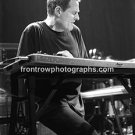 "Musician John Paul Jones 8""x10"" BW Concert Photo"
