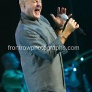"Phil Collins Color 8""x10"" Concert Photo"