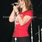 "Kelly Clarkson Color 8""x10"" Concert Photo"