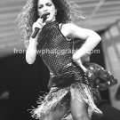 "Singer Gloria Estefan 8""x10"" BW Concert Photo"