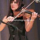"Musician Amanda Shires 8""x10"" Color Concert Photo"