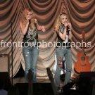 "Aly & AJ Color 8""x10"" Concert Photo"