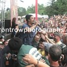 "Musician Michael Franti ""In The Crowd"" 8x10 Color Concert Photo"