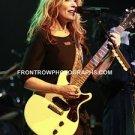 """Heart Guitarist Nancy Wilson 8""""x10"""" Color Concert Photo"""