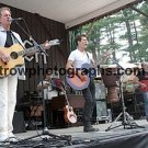 """Bacon Brothers - Michael & Kevin Bacon 8""""x10"""" Color Concert Photo"""