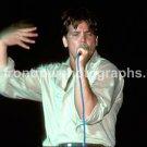 """Singer Michael Damien 8""""x10"""" Color Concert Photo"""