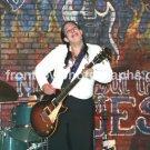 Musician Joanna Connor 8x10 Color Concert Photo