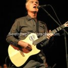 David Byrne of the Talking Heads Color Concert Photo