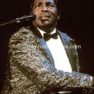 "Musician Charles Brown 8""x10"" Color Concert Photo"