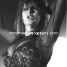 "Divinyls Singer Christina Amphlett 8""x10"" BW Concert Photo"