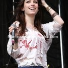 "Sister Sparrow Singer Arleigh Kincheloe 8""x10"" Color Concert Photo"