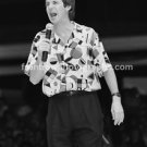 "Comedian Dana Carvey 8""x10"" Black & White Concert Photo"
