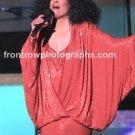 "Singer Diana Ross 8""x10"" Color Concert Photo"
