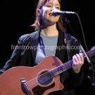"Suzanne Vega Color 8""x10"" Concert Photo"