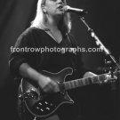 "Musician Mary Chapin Carpenter 8""x10"" BW Concert Photo"