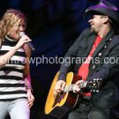 "Sugarland Color 8""x10"" Concert Photo"
