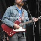 "The Sheepdogs Singer Ewan Currie 8""x10"" Color Concert Photo"