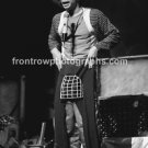 "Carrot Top 8""x10"" BW Concert Photo"