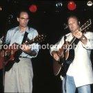 "Musician James Taylor and Stephen Stills 8""x10"" Color Concert Photo"