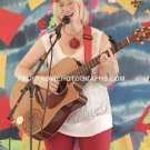 "Musician Sara Hickman 8""x10""  Color Concert Photo"