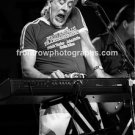 "Musician John Mayall 8""x10"" BW Concert Photo"
