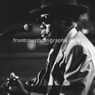 "Blues Legend John Lee Hooker 8""x10"" BW Concert Photo"