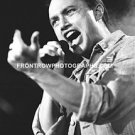 "Queensryche Singer Geoff Tate 8""x10"" BW Concert Photo"