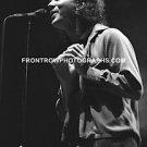 "Pearl Jam Singer Eddie Vedder 8""x10"" BW Concert Photo"