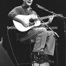 """Musician Dave Matthews 8""""x10"""" BW Concert Photo"""