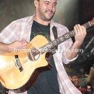"Musician Dave Matthews 8""x10"" Color Concert Photo"