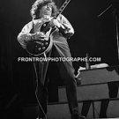 "Led Zepplin Guitarist Jimmy Page 8""x10"" BW Concert Photo"
