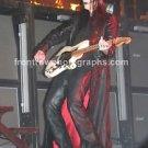 """Motley Crue Guitarist Mick Mars 8""""x10"""" Color Concert Photo"""