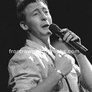 "Musician Julian Lennon 8""x10"" BW Concert Photo"