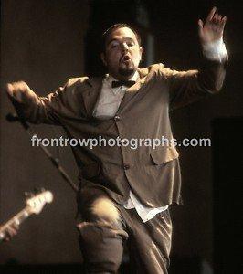 """Mighty Mighty Bosstones Ben Car 8""""x10"""" Concert Photo"""