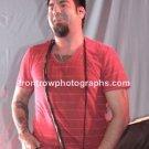 """Deftones Singer Chino Moreno 8""""x10"""" Color Concert Photo"""