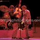 "Bob Dylan & Rick Danko ""Collectors"" 8""x10"" Color Photo"