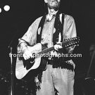 "Mamas & thePapas Singer John Phillips 8""x10"" BW Concert Photo"