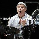 "Asia Drummer Carl Palmer 8""x10"" Color Concert Photo"