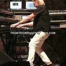 """Asia Keyboardist Geoff Downes 8""""x10"""" Color Concert Photo"""